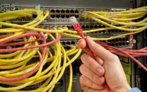 توسعة الشبكات وصيانتها